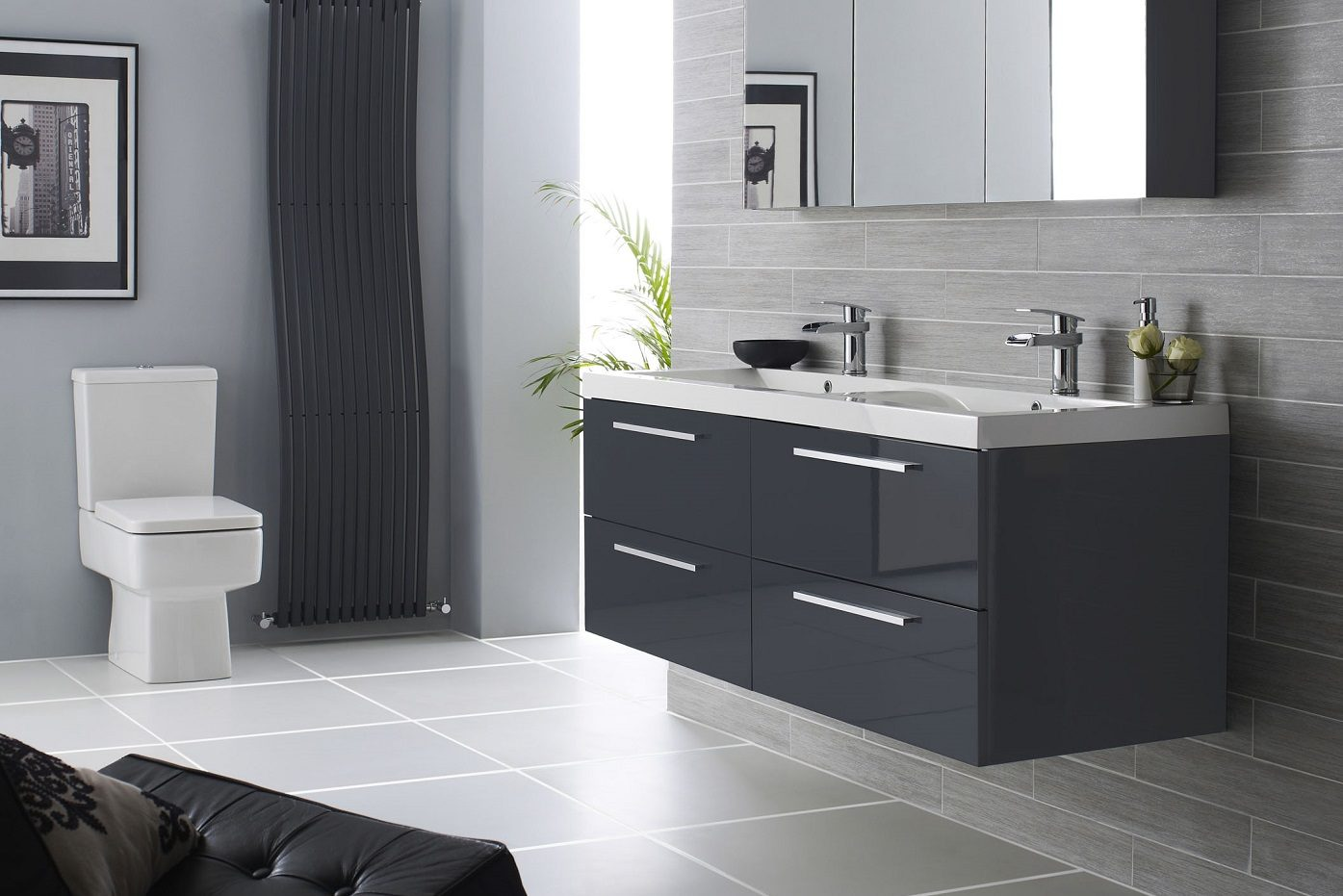 Egyedi fürdőszoba bútor